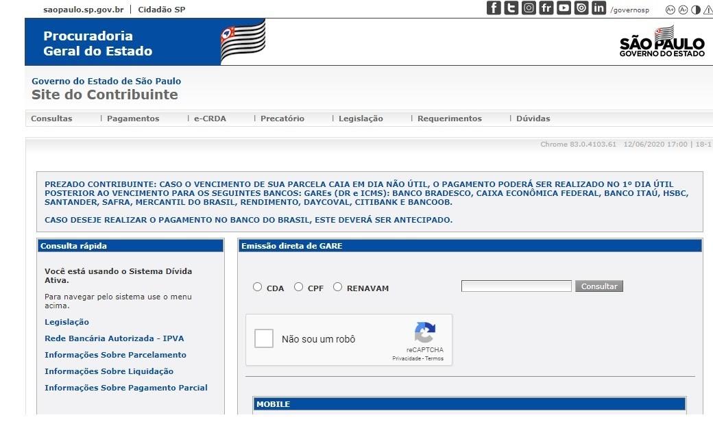 Como Parcelar Débito do IPVA Atrasado em 24 Vezes Online